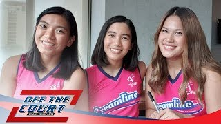 Off The Court with Creamline