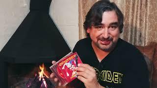 Discos De Cuarentena - Episodio 17 - César García de CIMARRÓN