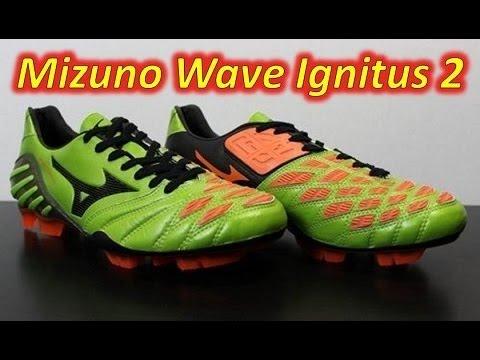Mizuno Wave Ignitus 2 Green/Black/Orange - UNBOXING - UCUU3lMXc6iDrQw4eZen8COQ