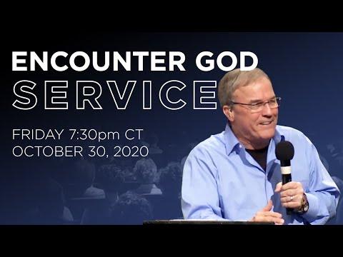 Encounter God Service Live  IHOPKC & Mike Bickle  October 30