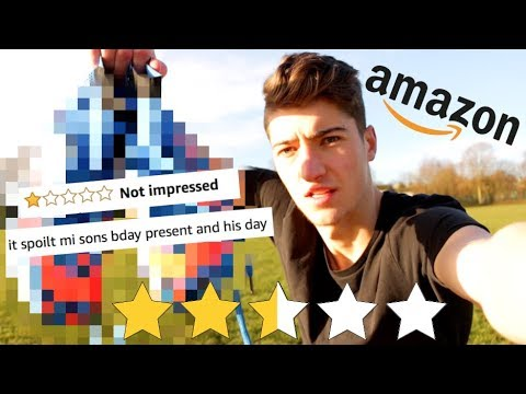 THE WORST REVIEWED FOOTBALL BOOTS ON AMAZON!! - UCtg9Di0mubuM_Cpw9OTRaDQ