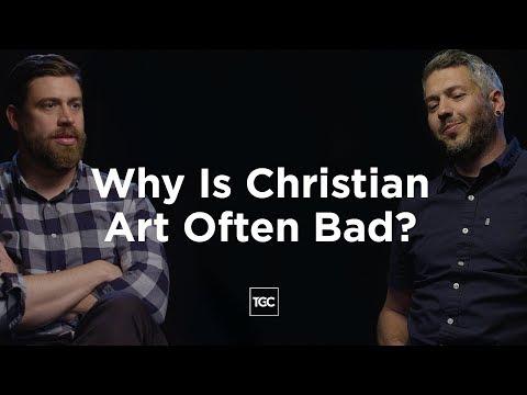 Why Is Christian Art So Often Bad?