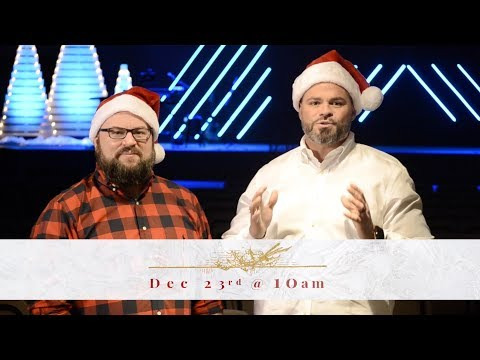Celebrate Christmas @ King's Way Church!