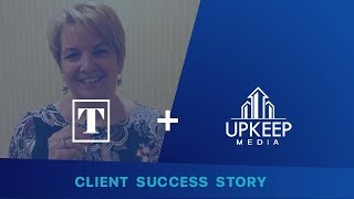 Upkeep Media Review - T-Square Properties Success Story