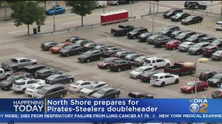 Back-To-Back Pirates, Steelers Games To Potentially Create North Shore Parking Problems