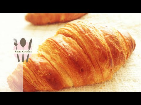 Easy Croissant Recipe - UCos4rGVt6qYUZe5NSCwvH9A