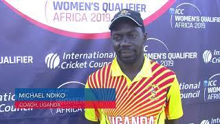 ICC Women's Qualifier 2019 – Africa: Kenya v Uganda highlights