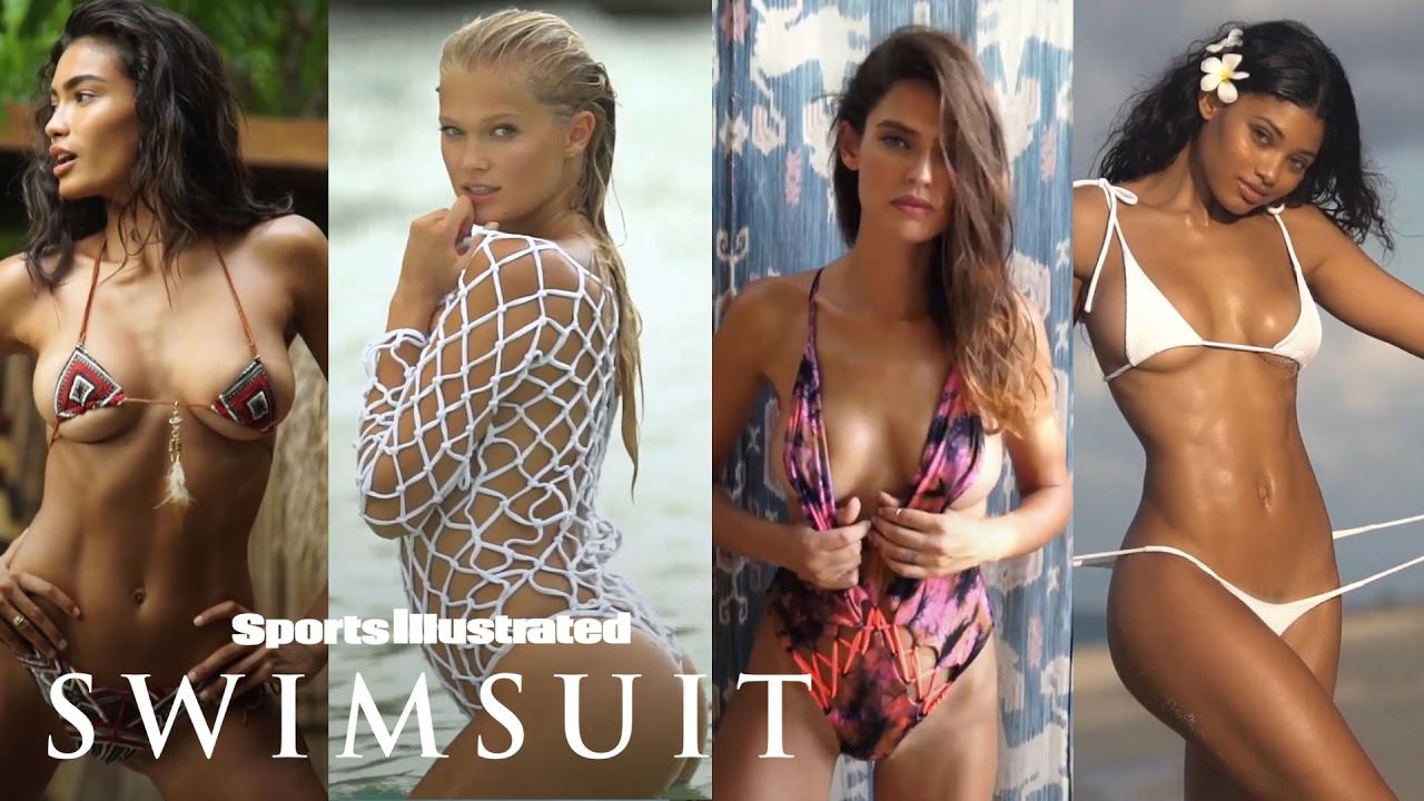 SI Swimsuit 2017: Meet The Rookies   Intimates   Sports Illustrated Swimsuit