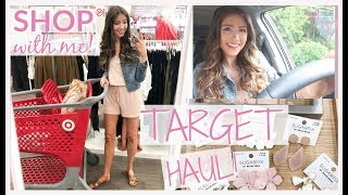 SHOP WITH ME AT TARGET 2019 + TARGET HAUL | DAY IN MY LIFE VLOG