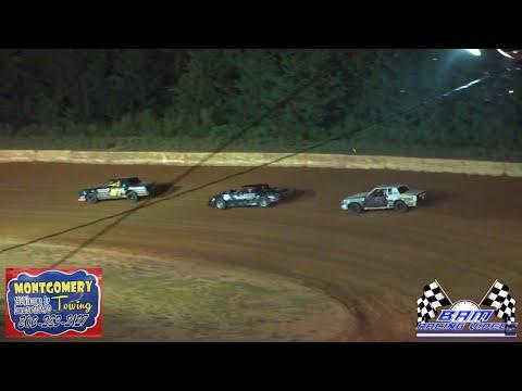 Pure Stock Feature - Carolina Speedway 7/23/21 - dirt track racing video image