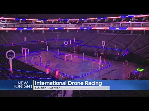Biggest Drone Race in California Descends on Golden One Center - UCxZMOY2RdtK6LQUbIYgec4A