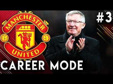 FIFA 19 Manchester United Career Mode EP3 - It's Fergie Time!! Champions League Begins!!