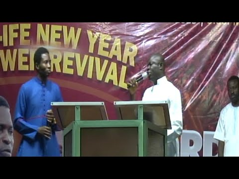 DAY 4 (REVIVAL) 2 - C.A.C ILE IFE NEW YEAR POWER CRUSADE