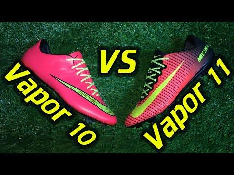 Nike Mercurial Vapor 10 vs 11 Comparison - UCUU3lMXc6iDrQw4eZen8COQ