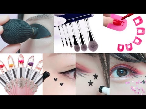 18 Interesting&Cute Makeup&Tools You Must Try! - UCCgriBvzRv9Jd5uAC4q-tbQ