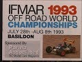 1993 IFMAR Off Road World Championships