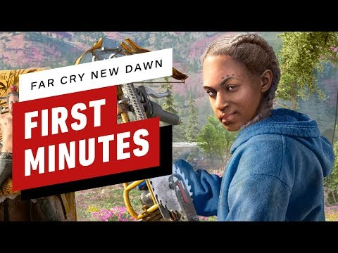 The First 19 Minutes of Far Cry New Dawn Gameplay - UCKy1dAqELo0zrOtPkf0eTMw
