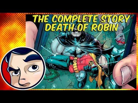 Batman INC Death of Robin - Complete Story   Comicstorian - UCmA-0j6DRVQWo4skl8Otkiw
