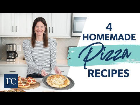 4 Homemade Pizza Recipes Your Budget Will Love