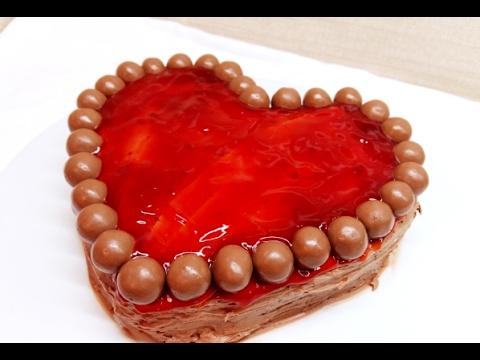 Τούρτα καρδιά με maltesers | Foodouki - UCYNx2Pa6IBQ9ajOLvWj_GKA
