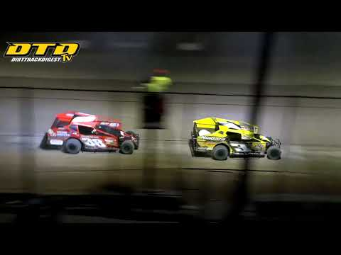 Ransomville Speedway | DIRTcar 358-Modified Feature Highlights | 9/3/21 - dirt track racing video image
