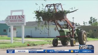 Storm causes widespread power outage, damage in Linn