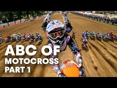 All You Need To Know About Motocross Bikes | ABC of Motocross Part 1 - UC0mJA1lqKjB4Qaaa2PNf0zg