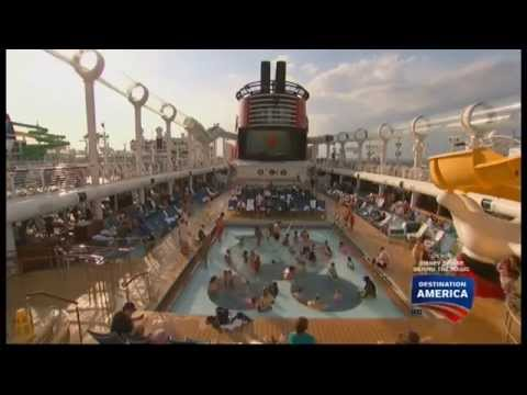 Tour Disney Cruise Line - Fantasy, Magic, Dream and Wonder 2013 - UC67-vLRISFmDyJQBQ57-v9w