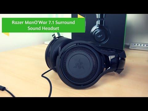 Razer ManO'War 7.1  Surround Sound Headset Review - default