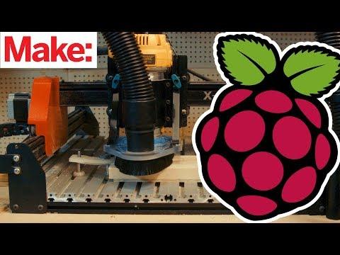 Raspberry Pi CNC Controller - default