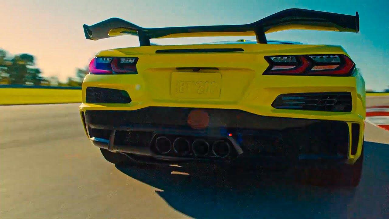 2023 Corvette Z06 reveal – Sound, Interior and Exterior Design