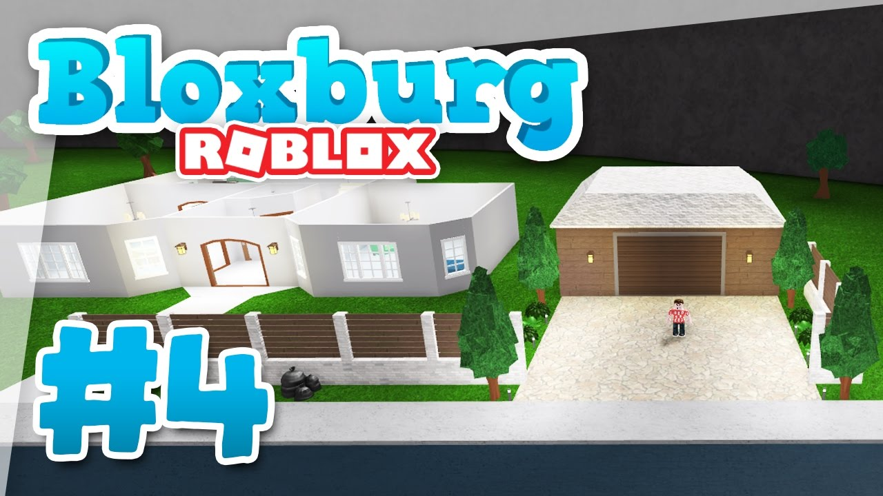 Building A Mini Town Roblox Welcome To Bloxburg 1 - Bloxburg 4 New Garage Build Roblox Welcome To Bloxburg
