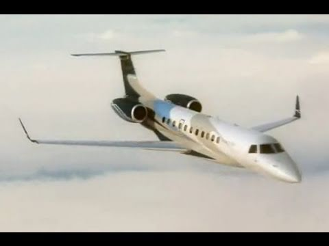 Business Jet Embraer Legacy 650 - UCXnIQrzOwgddYqQ3pyf0AnQ