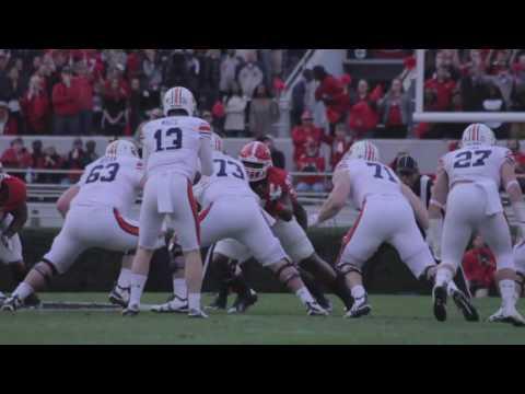 Auburn vs. Georgia Highlights 2016