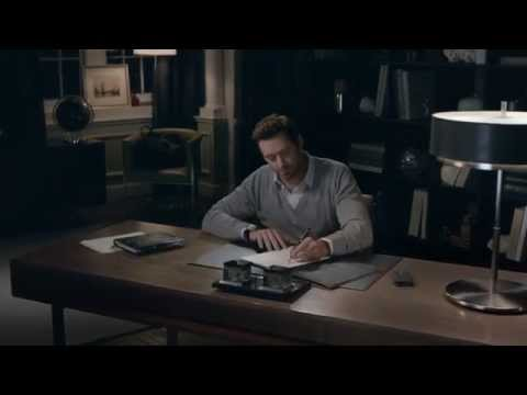 Montblanc 'I Tell Stories' Campaign