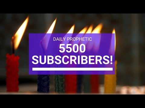 5500 Subscribers   Personal words for subscribers Day 1 of 5