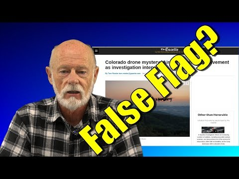 Colorado drones mystery - a False Flag operation to support the FAA's NPRM? - UCQ2sg7vS7JkxKwtZuFZzn-g