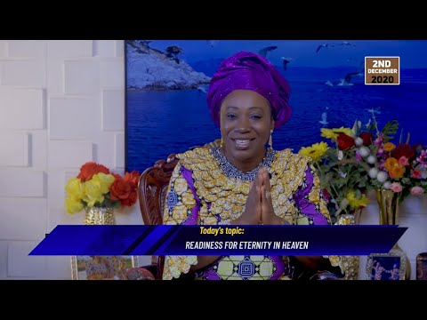 Dr Becky Paul-Enenche - SEEDS OF DESTINY  WEDNESDAY DECEMBER 2, 2020