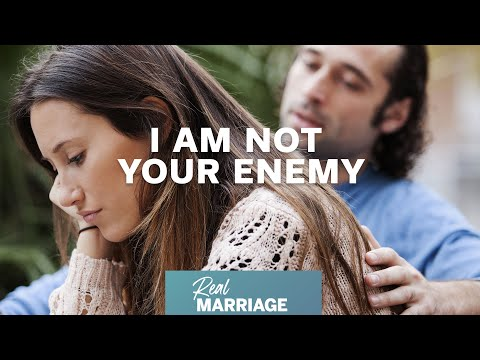 I'm NOT Your Enemy  Mark and Grace Driscoll