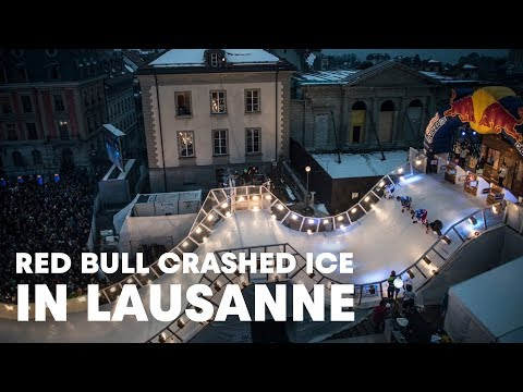 Red Bull Crashed Ice Lausanne 2013 - Event Recap - UCblfuW_4rakIf2h6aqANefA