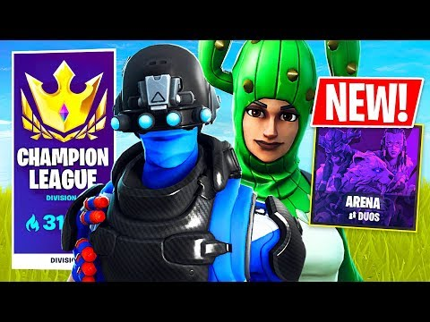 Fortnite Ranked Arena Mode! // Pro Fortnite Player // 2100 Wins (Fortnite Battle Royale) - UC2wKfjlioOCLP4xQMOWNcgg