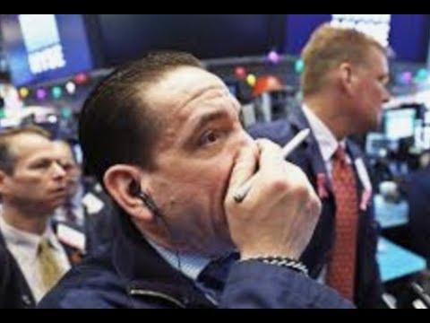 Breaking Wall Street Panic -767 Points Down Shootings / Hong Kong Riots