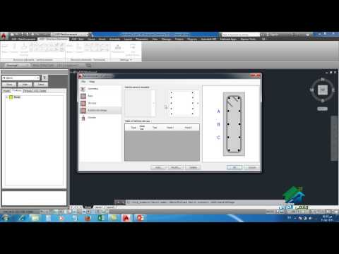 SHOP DRAWING USING ASD 2014 | Aldarayn Academy | Lec 3