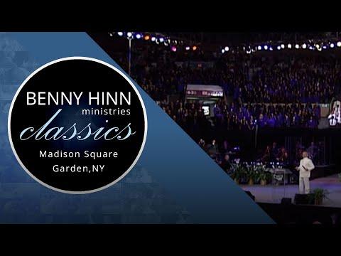 Benny Hinn Ministry Classic - Madison Square Garden, NY 2003