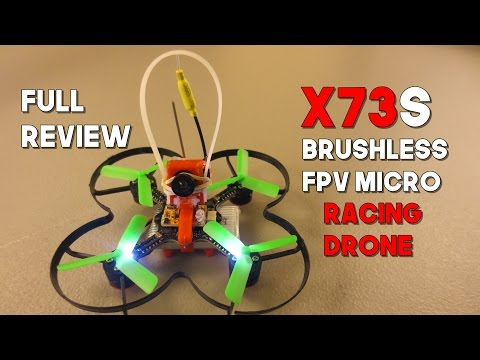 Jumper X73S Brushless Micro Review - Pass on This One - Too Many Design Flaws - MUST DO MODS - UCMFvn0Rcm5H7B2SGnt5biQw