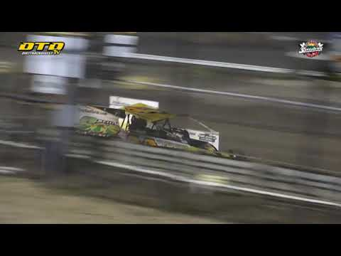 New Egypt Speedway   Modified Feature Highlights   9/11/21 - dirt track racing video image