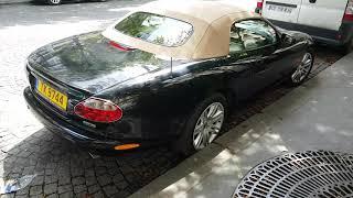 jaguar xkr convertible 400 ch in Paris France