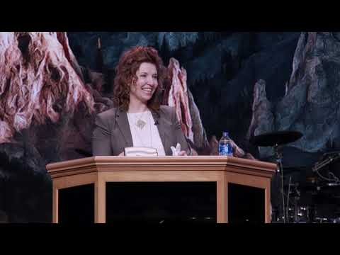 Summer Family Bible Conference 2019: Day 2, Session 4 - Carrie Pickett