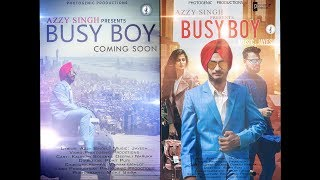 Busy Boy - azzysingh , Blues_n_RnB