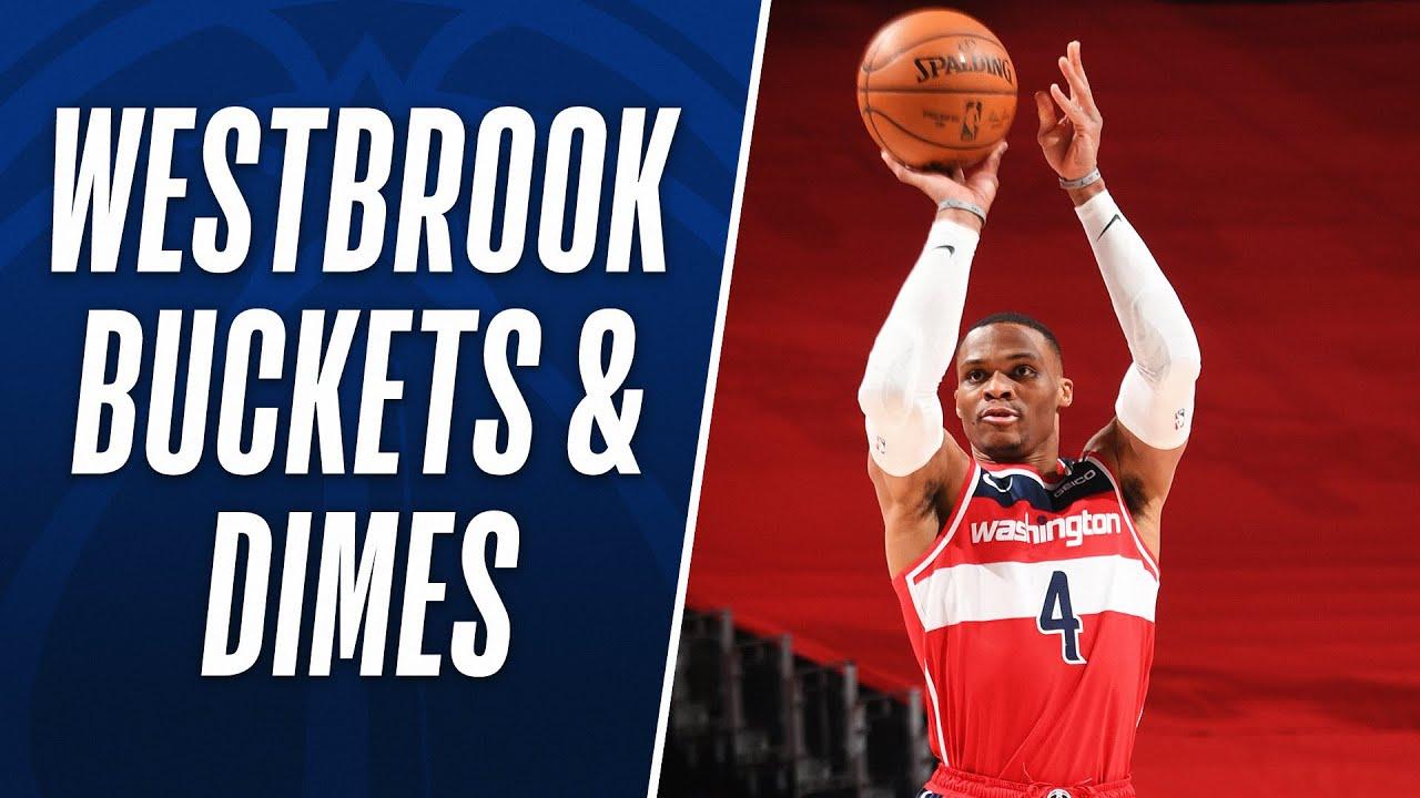 Best of Westbrook's Buckets & Dimes This Season! 🔥